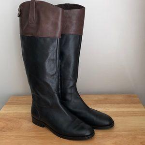 """RALPH LAUREN Women's 7 """"JENESSA"""" Riding Boots"""